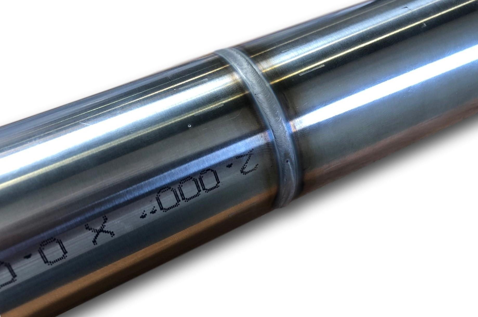 orbitaal lassen voorbeeld rvs staal buis buizen GP Stainless